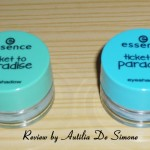 Ombretti Essence Ticket To Paradise