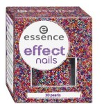 Recensione Essence effect nails 3D Pearls