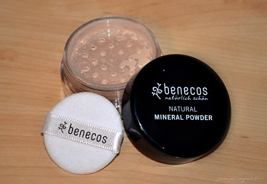 benecos natural mineral powder3