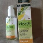 Alverde e Balea: i miei tre prodotti anticellulite