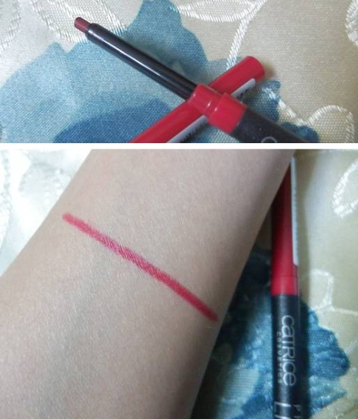 LLP Catrice swatch