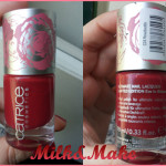 [Recensione] Catrice Eve in Bloom – Ultimate Nail Lacquer Rosebuddy