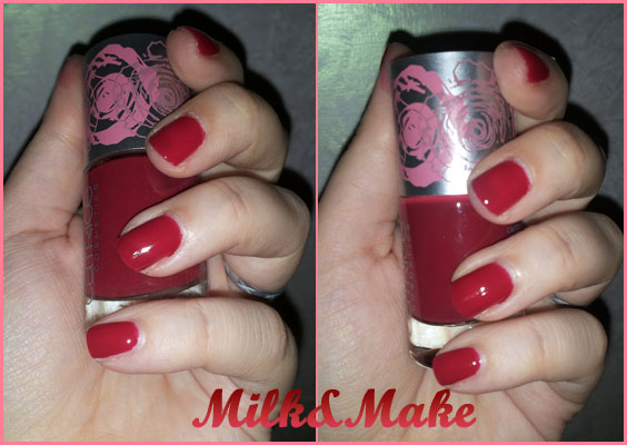 Ultimate Nail Lacquer Eve in Bloom Rosebuddy (flash)