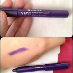 "Review Essence – Stay No Matter What Eye Pencil & Shadow ""Powerful Purple"""