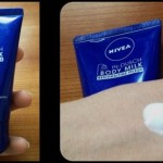 Review in Pillole: Nivea Body Milk In-Dusch