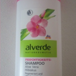 Review in Pillole: Alverde Shampoo Aloe Vera e Hibiskus