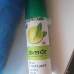 Alverde Deodorante Lime e Salvia