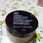 Crema viso The Body Shop Vitamin E… E come Ecchemeraviglia!