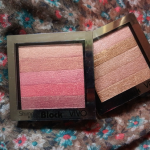 Review: Shimmer Block Blusher & Bronzer, Vivo Cosmetics.
