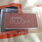 "Recensione: Catrice Defining Blush ""Rosewood Forest"""
