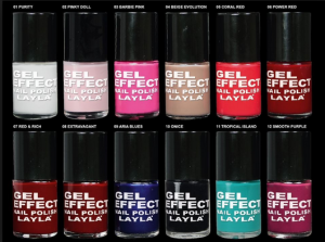 gel effect layla