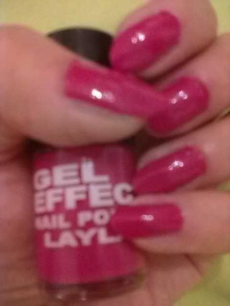 layla gel effect