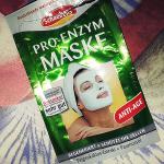 Recensione Pro-Enzym maske, Schaebens.