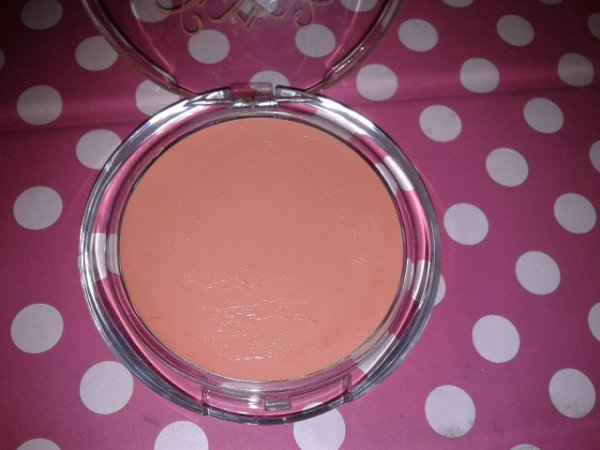 Catrice LE Celtica Cream to powder blush - 02 Peach&Harmony