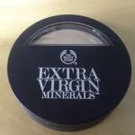 [Recensione] The body shop – Fondotinta Extra Virgin Minerals SPF15