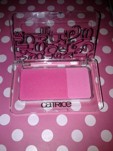 Catrice LE Une, Deux, Trois - Defining duo blush 03 Meet Pinky