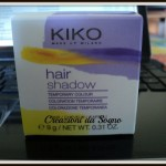 [Recensione] KIKO HAIR SHADOW
