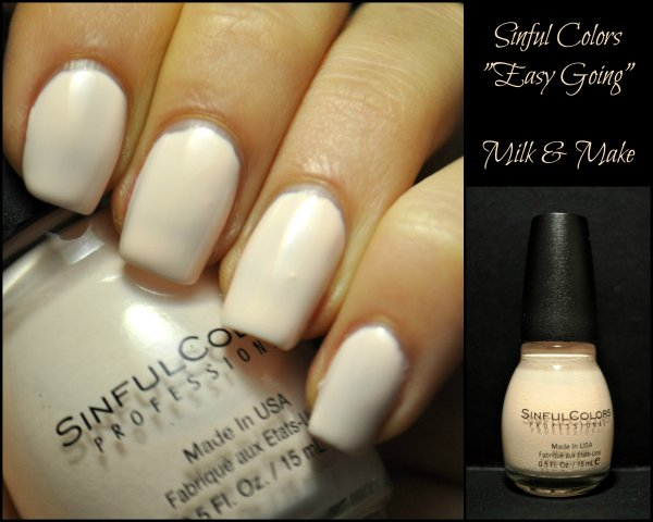 Sinful Colors_Easy Going