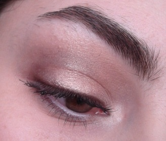 How to make nude eyes - Make up box - Essence