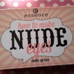 [Recensione] How To Make Nude Eyes Make Up Box Essence – Novità 2014