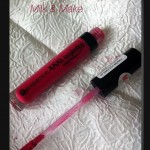 "[Recensione] XXXL Longlasting Lipgloss Matt ""Smooth Berry""- Essence"
