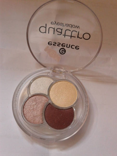 Essence Quattro Eyeshadow - 15 Most Wanted