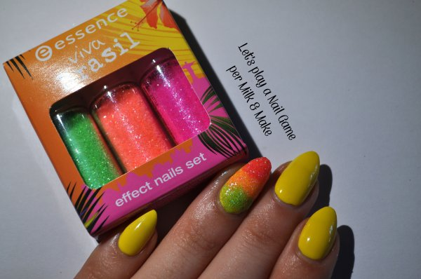 "Glitter ""Colour Parade"" LE Viva Brasil Essence"