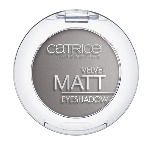 Catr. Velvet Matt Eyeshadow 050