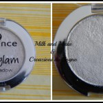 [Recensione] Essence Metal Glam eyeshadow Golden Up!