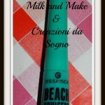 [Recensione] Beach Cruisers Waterproof liquid Eyeliner 02