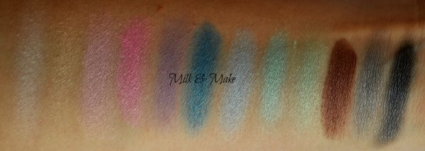 "Swatch Palette ""Colour Star"" Rival de Loop"