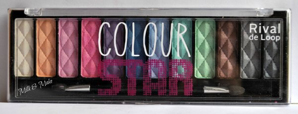 "Palette ""Colour Star"" Rival de Loop"