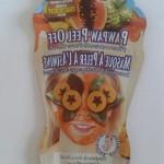[Recensione] Maschera viso PawPaw Peel Off Montagne Jeunesse