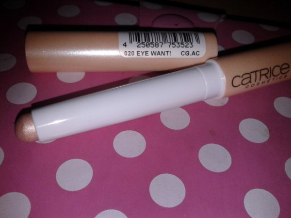 Catrice Fuori Produzione Agosto 2014 - Made To Stay Highlighter Pen - 020 Eye Want!