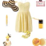 [Moda] Outfit  – Giallo Limone e dolce come il miele