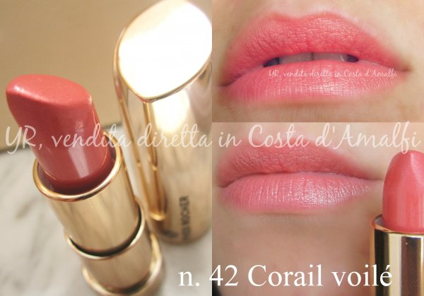 Corail voile