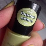 [Recensione] Smalto Thermo Essence Hello Autumn 03 Charlie seen in green