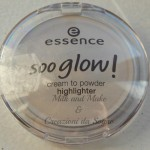 [Recensione] Soo Glow Cream to powder Highlighter N. 10 Essence