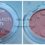 [Recensione] Silky Touch Blush 80 Autumn Peach Essence