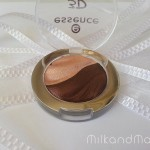 [Recensione] Essence 3D duo eyeshadow 11 irresistible fox-trott