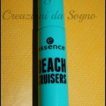 [Recensione] Waterproof mascara Top Coat  Beach Cruisers Essence