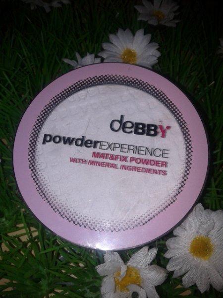 Debby Powder Experience - Mat&Fix Powder