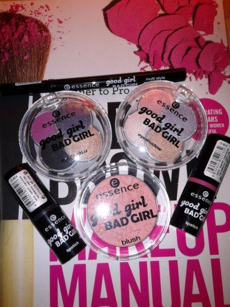 Essence Limited Edition Good Girl Bad Girl