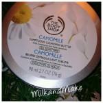 [Recensione] The Body Shop – Burro Detergente alla Camomilla