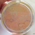 [Recensione] Catrice colour correcting powder !!
