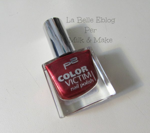 nail polish p2 color victim fever