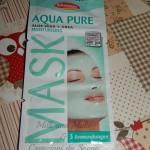 [Recensione] Aqua Pure Mask Schaebens