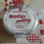 [Recensione] Mountain Calling Translucent Powder – 01 Snow Alert!