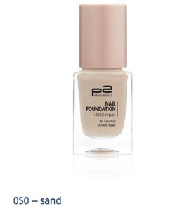 Nail Foundation+ Total repair Sand Non vegan