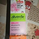 [Recensione] Alverde Relax Pflegeöl Wildrose Sanddorn